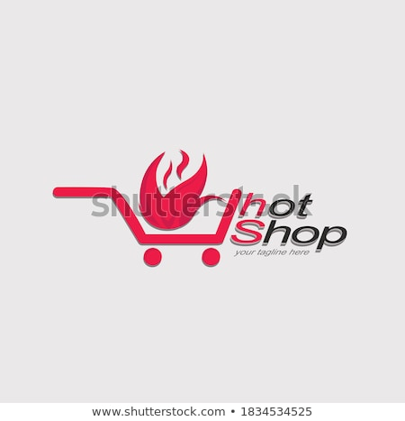 Hot Sale on Products of Premium Quality Logotype Stock photo © robuart