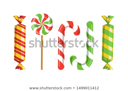 色 · 製菓 · バナー · クロワッサン · チョコレート - ストックフォト © netkov1