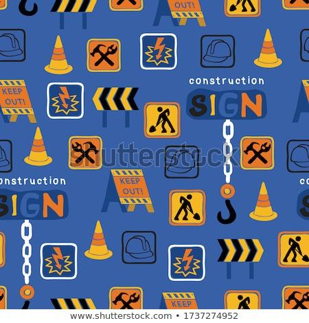 elektrische · boor · tools · bouw · reparatie · iconen - stockfoto © netkov1