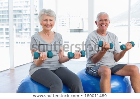 Ver ativo senior mulheres Foto stock © wavebreak_media