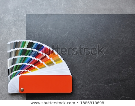 szín · designer · paletta · útmutató · diagram · spektrum - stock fotó © redpixel