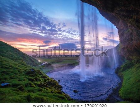 Spectacular Sunset in the Wilderness Stock photo © wildnerdpix