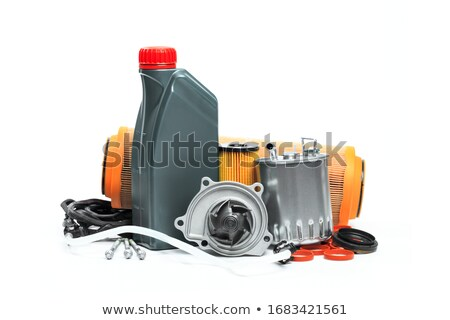 Oil filters for passenger car Stock photo © RuslanOmega