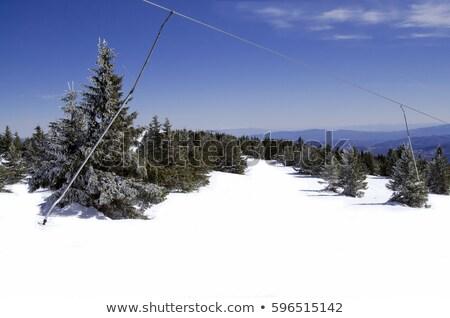 ilan · panosu · dağ · everest · dizayn · çerçeve - stok fotoğraf © kokimk