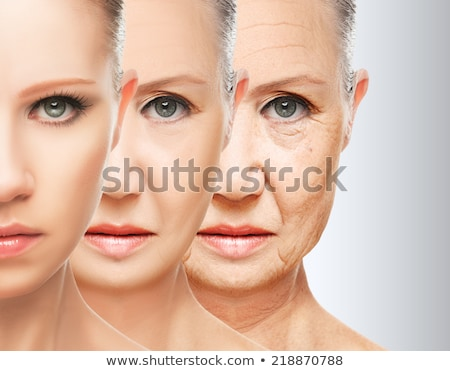Human Aging Process And Health Stock photo © Lightsource