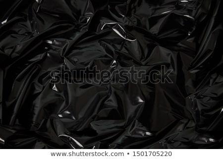 Plastic Texture - Black stock photo © eldadcarin