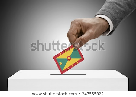 Ballot box Grenada Stock photo © Ustofre9