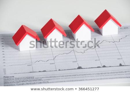 Housing Market Change Stock photo © Lightsource