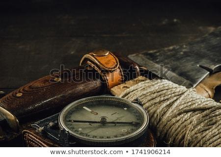 military metal axe Stock photo © FOKA