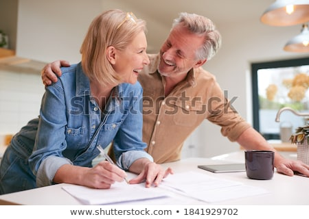 retirement investment security stock photo © lightsource