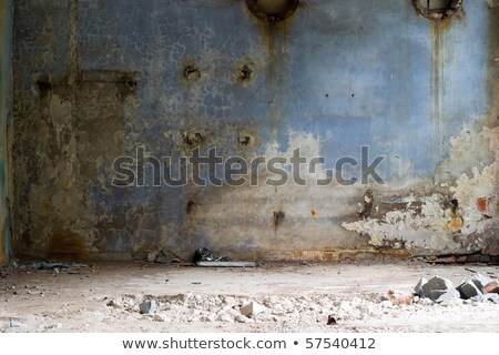 Old and very ruined building Stock photo © marekusz