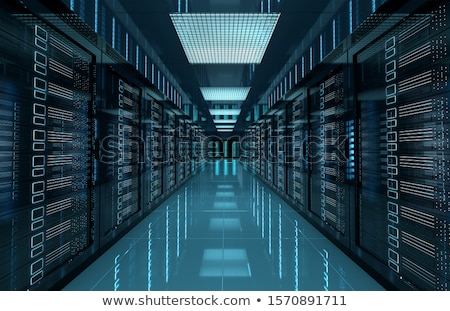web server  Illustration Stock photo © Krisdog