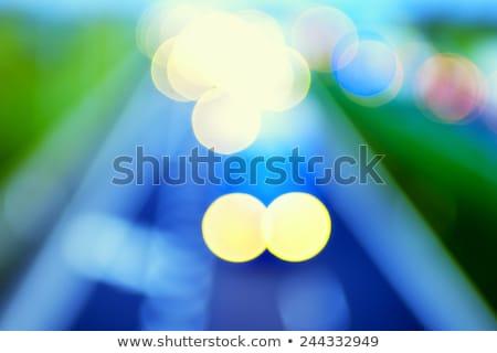 Resumen estilo pastel carretera luces textura Foto stock © bubutu