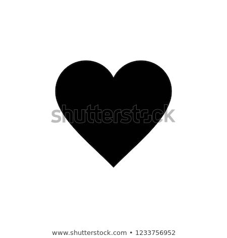 Abstract Hearth icon Stock photo © eltoro69