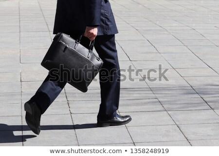 公式 ブリーフケース 実例 白 オフィス デザイン ストックフォト © get4net