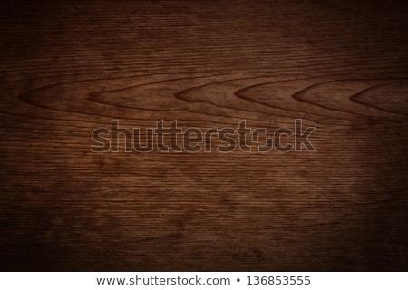 ash plank brown background Stock photo © MiroNovak