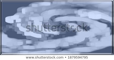 Dollar draaikolk geïsoleerd witte papier regen Stockfoto © Paha_L