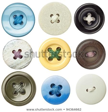 Buttons and thread Stock photo © nikolaydonetsk