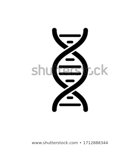 dna icons stock photo © bluering