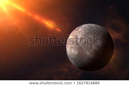 Mercury Stock photo © bluering