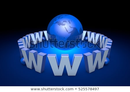 глобализация · международных · связи · новых · информации - Сток-фото © grechka333