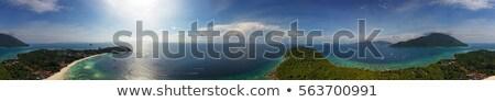 tropical · mar · iate · Tailândia · viajar - foto stock © mikko