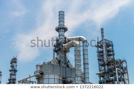 Metal Refining Area Stock photo © AlphaBaby