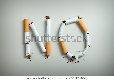 no smoking prohibition sign concept stock photo © ivelin