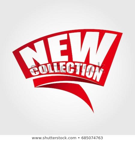 Сток-фото: новых · коллекция · вектора · икона · кнопки · дизайна