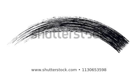 smink · grafikai · tervezés · sablon · vektor · izolált · illusztráció - stock fotó © haris99