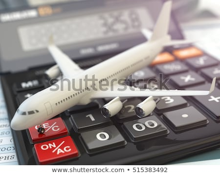 cheap flights concept Stock photo © Genestro