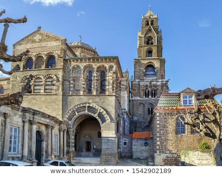 大聖堂 フランス 女性 ローマ カトリック教徒 教会 ストックフォト © borisb17