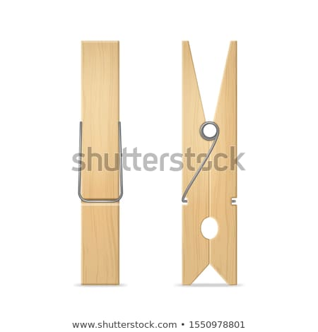Clothes pin set Stock photo © gladiolus