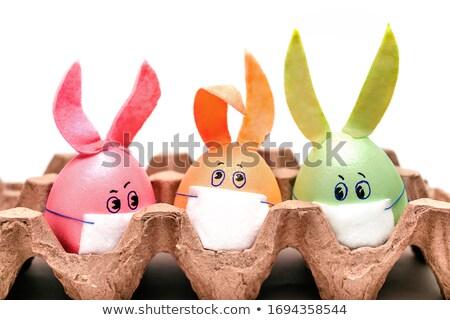 пасхальных яиц цвета 19 Сток-фото © LianeM
