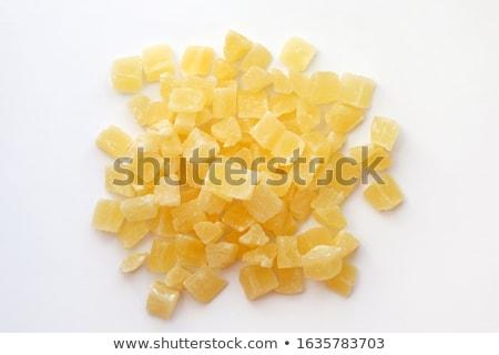 sugar cubes and dice stock photo © wavebreak_media