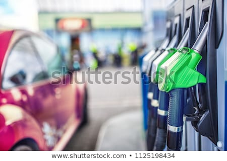 Shopping For Fuel Stock photo © Lightsource