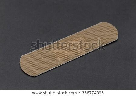 Cloth adhesive bandages Stock photo © smuay