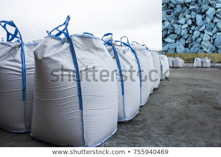 Gravel Bags Stock photo © rghenry