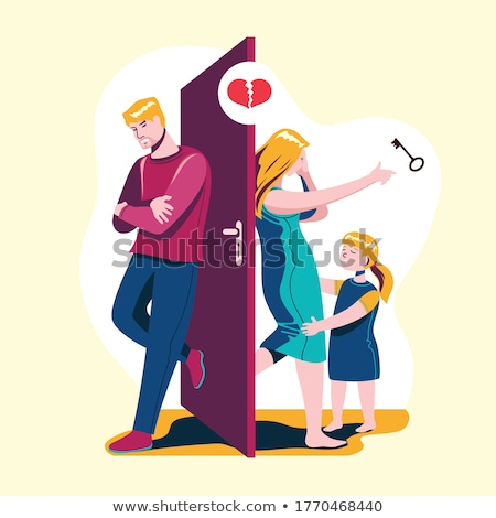 Complicated Relationship Stock photo © Lightsource