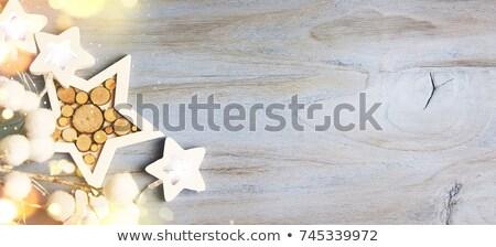 Christmass banners Stock photo © Darkves