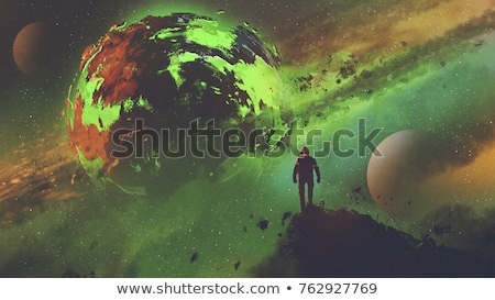 Science Fiction Stock photo © Stocksnapper