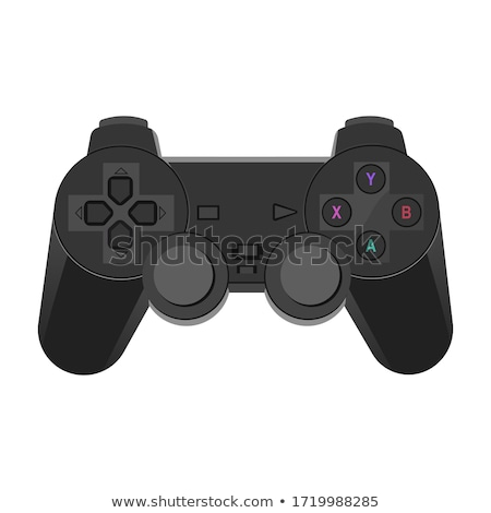 rules controller on black control console stock photo © tashatuvango