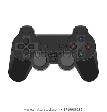 Rules Controller on Black Control Console. Stock photo © tashatuvango