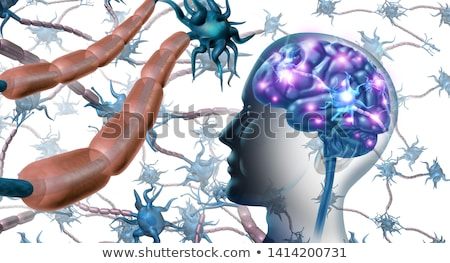 Nervous Disorder - Medical Concept. Stock photo © tashatuvango