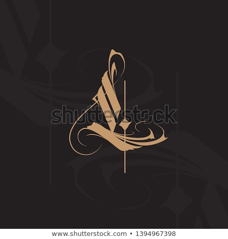kleurrijk · letter · l · teken · symbool · element - stockfoto © blaskorizov