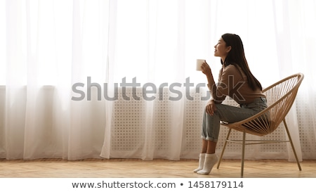 morning relax stock photo © fisher