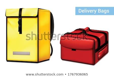 Stok fotoğraf: çanta · gıda · şişe · şarap · sigara · içme