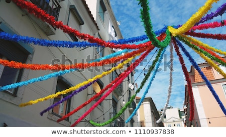 Typical Sardine on Feast Days of the Popular Saints in Lisbon Stock photo © luissantos84