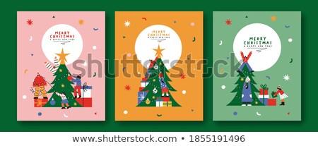 Christmas Help Stock photo © Lightsource