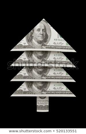 dollar · christmas · symbool · metafoor · dollar · business - stockfoto © grechka333